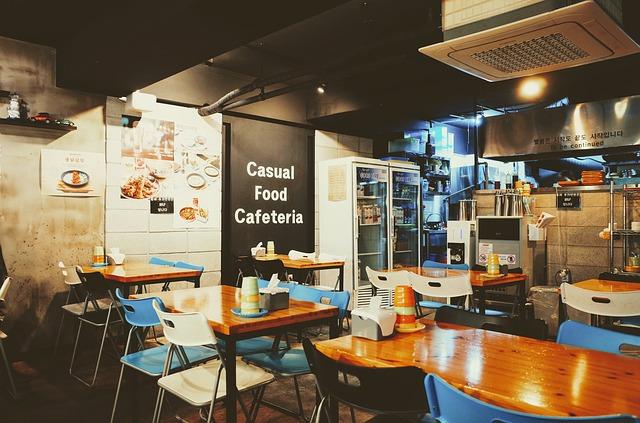 come scegliere la location per un ristorante